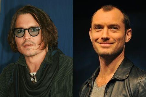 Johnny Depp et Jude Law dans le prochain Wes Anderson