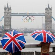 Les JO de Londres s'annoncent pluvieux
