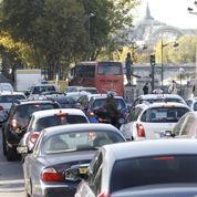 L'usage de la voiture recule dans les villes