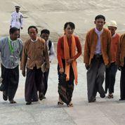 Washington renoue avec la Birmanie