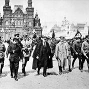 Les fantômes des Soviets