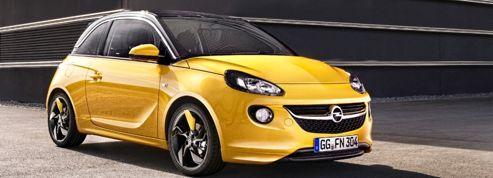 Opel Adam: la mini a du style