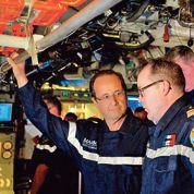 Hollande: une relation à bâtir avec l'armée