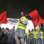 PSA: peu de moyens de pression pour Hollande