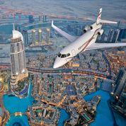 Les 5 ans de l'Airbus A380 et du Falcon 7X