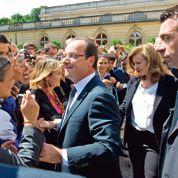 Hollande ne se résout pas à l'impopularité