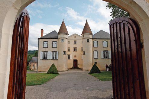 Château de Varvasse, à Chanonat (Puy-de-Dôme).