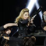 Madonna samedi soir au Stade de France.