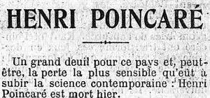 <i>Le Figaro</i> du 18 juillet 1912.