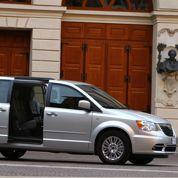 Lancia Voyager, une autre façon de voyager