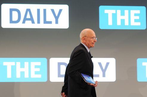 Le quotidien pour iPad «The Daily» en sursis