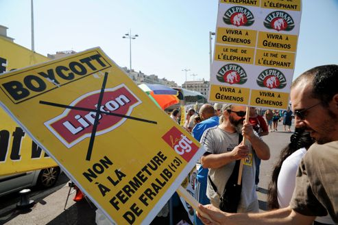 Fralib : Unilever met la pression sur Montebourg