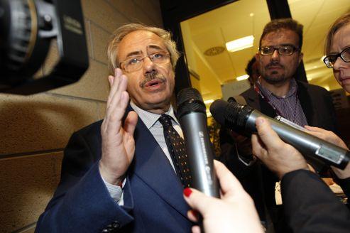 La Sicile au bord de la faillite inquiète Mario Monti