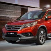 Honda CR-V, un air de déjà vu
