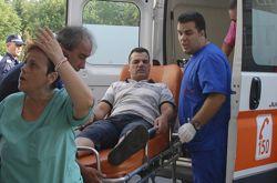 Le bilan provisoire fait état d'au moins huit morts et d'une trentaine de blessés.
