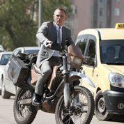 Skyfall : James Bond en pleine action