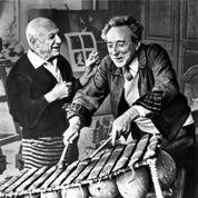 Un 33-tours avec Cocteau et Picasso