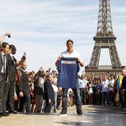 PSG : «Ibra» suscite la ferveur des supporters