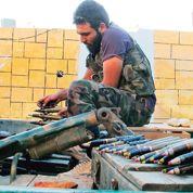 Les rebelles syriens s'enhardissent