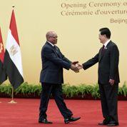 Pékin double ses crédits à l'Afrique
