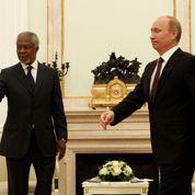 ONU: le troisième veto russe signe l'échec du plan Annan