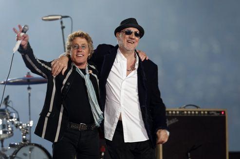 The Who annonce une tournée américaine