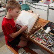 Bientôt millionnaire à 9 ans grâce à ses dessins