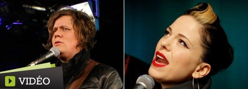 Rover et Imelda May revisitent la New Wave