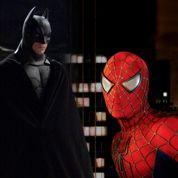 Batman VS Spider-Man : dessins croisés