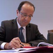 Comment Hollande prépare ses discours