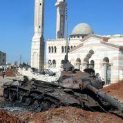Dans Alep, avec les insurgés syriens