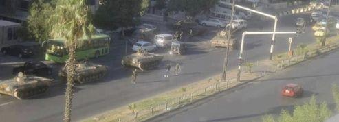Damas exclut l'usage d'armes chimiques contre les civils