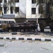 En Syrie, la guerre sur plusieurs fronts