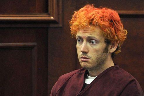 Le tueur d'Aurora pour la première fois au tribunal