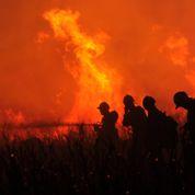 Incendie «hors normes» en Catalogne
