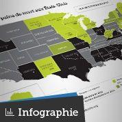 Plus d'exécutions dans 17 États américains