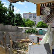 Montreuil: débat autour d'un effondrement