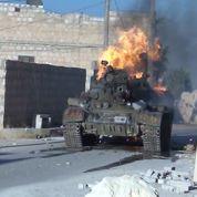 À Alep, les rebelles défient l'armée