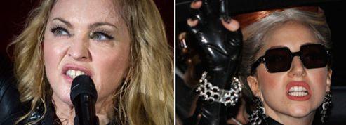 Madonna ravie d'avoir aidé Lady Gaga