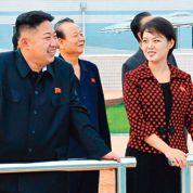 Kim Jong-un présente sa nouvelle épouse