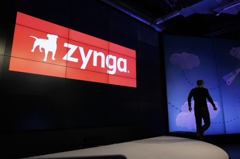 Zynga dégringole en Bourse