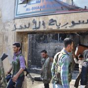 Alep : les rebelles attendent l'armée