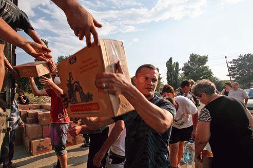 Le drame de Krymsk réunit la jeunesse russe - Le Figaro