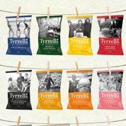 Avec Tyrell's, la chips devient un luxe
