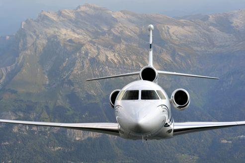 L'aviation d'affaires dope l'activité de Dassault