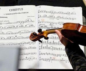 Pour le 200e anniversaire de la naissance de Frnz Liszt, le 22 octobre 2011, son oratorio