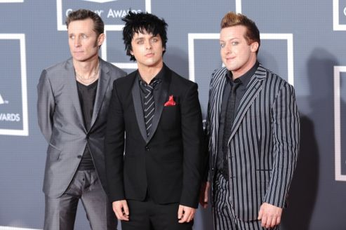 Green Day dédie un titre à Amy Winehouse