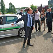 Entreprises: le nouveau discours d'Hollande