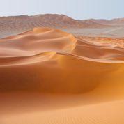 En Oman,dans les sables interdits