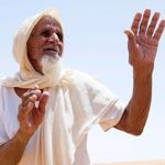 Ahmed, bédouin de la tribu des Wahibas.